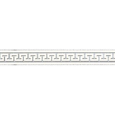 Bordo Greca bianco 5 m: prezzi e offerte online