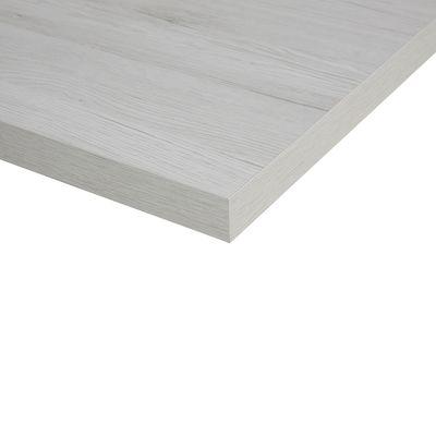 Piano cucina su misura laminato Bianco rovere 2 cm: prezzi e offerte ...