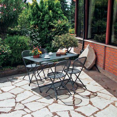 Tavoli da giardino leroy merlin tavolo da giardino in - Tavolo da giardino leroy merlin ...