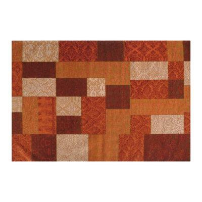 Tappeto Modern kilim arancione, rosso 160 x 230 cm: prezzi e offerte ...
