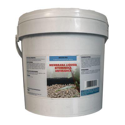 Membrana liquida bituminosa antiradice nera 5 kg: prezzi e offerte ...