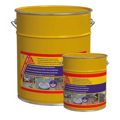 Membrana liquida Sikalastic®-490 T Sika trasparente 5 L: prezzi e ...