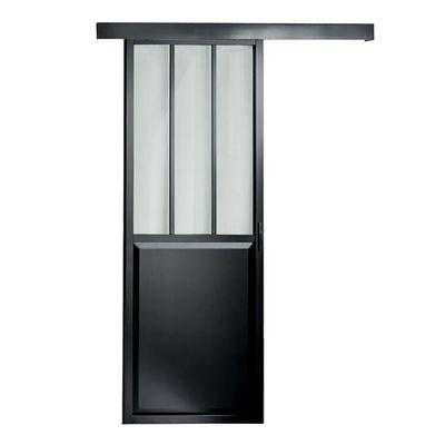 Porta Da Interno Scorrevole Atelier 86 X H 215 Cm Reversibile