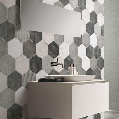 Piastrella Docklands 24 x 27,7 cm grigio: prezzi e offerte online