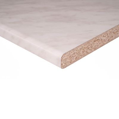 Piano cucina laminato marmo carrara 2.8 x 60 x 204 cm: prezzi e ...