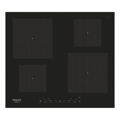 Piano cottura elettrico a induzione 47,5 cm Hotpoint KIA 640 C ...
