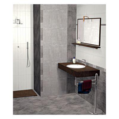 bagno piastrella melbourne 20 x 40 grigio 34829704_1