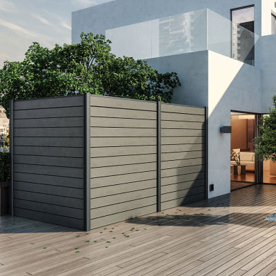 Pannelli divisori in legno da giardino for Divisori da giardino
