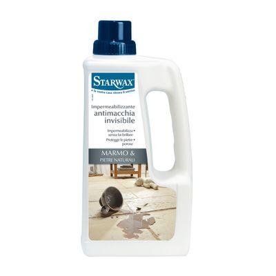 Impermeabilizzante Starwax Marmo e pietre naturali 1 L: prezzi e ...