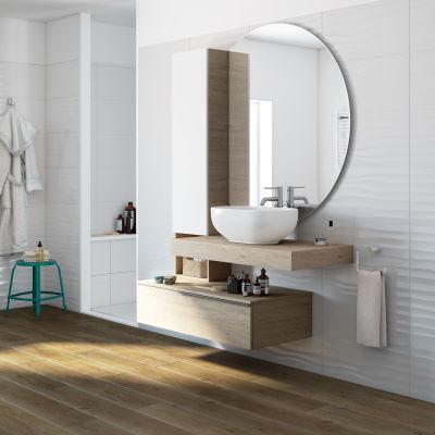 Mobile bagno Eklettica olmo L 135 cm: prezzi e offerte online