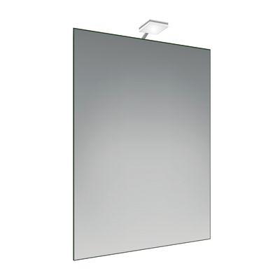 bagno specchio con faretto superled 50 x 70 cm 35619724