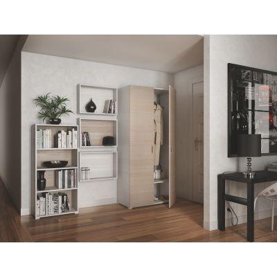 Composizione ingresso spaceo l 214 cm prezzi e offerte online for Pensili per bagno leroy merlin