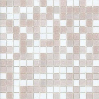 Mosaico Cipria 32,7 x 32,7 cm rosa, bianco: prezzi e offerte online