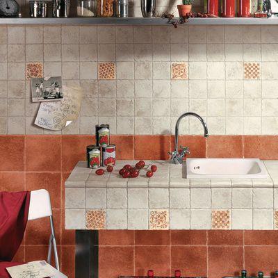 Piastrelle Per Cucina In Muratura 10x10 Prezzi. Simple ...