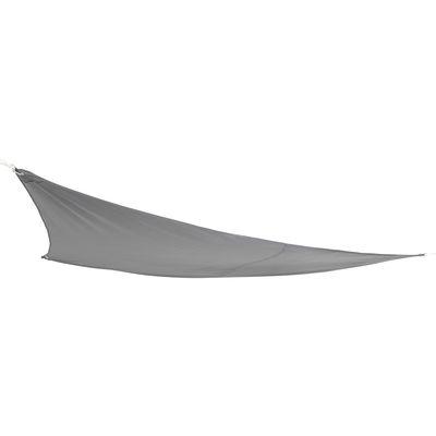 Vela ombreggiante triangolare grigia: prezzi e offerte online