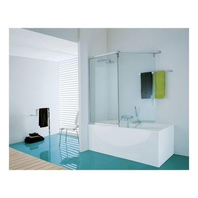 Parete vasca Twist L 116-148 cm sx: prezzi e offerte online