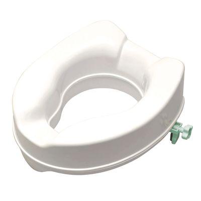 Rialzo per seduta wc in abs bianco prezzi e offerte online - Rialzo per bagno ...