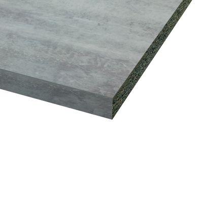 Piano cucina laminato Bute cemento 3.8 x 60 x 246 cm: prezzi e ...