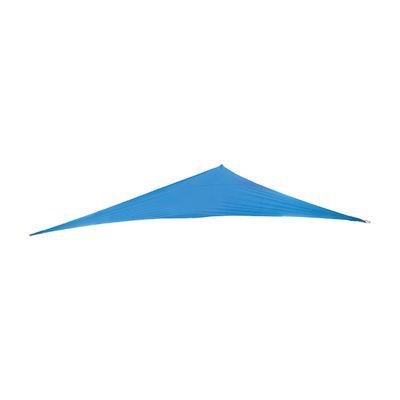 Vela ombreggiante triangolare azzurra: prezzi e offerte online