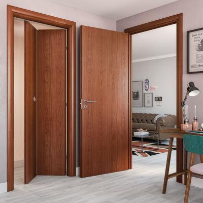 Porta da interno scorrevole Rose 80 x H 210 cm reversibile: prezzi e ...