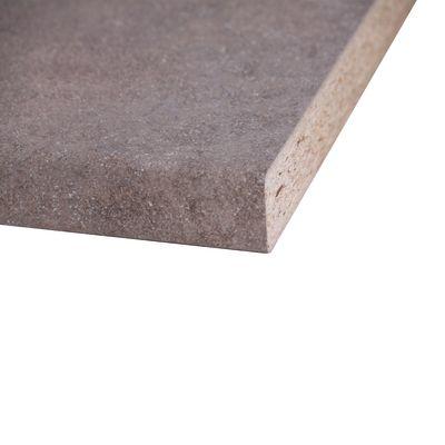 Piano cucina laminato Porfido Sabbia grigio chiaro 2.8 x 60 x 204 ...