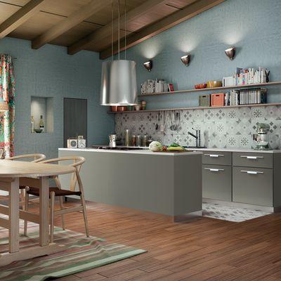 Cucina Delinia Monza Acciaio: prezzi e offerte online