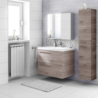 Mobile bagno Elea grigio L 71,5 cm: prezzi e offerte online