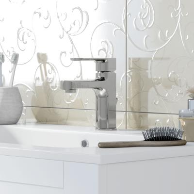 Mobile bagno Barocco bianco L 85 cm: prezzi e offerte online