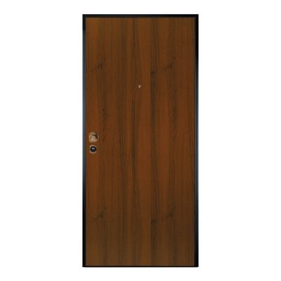 Porta blindata Maxima noce L 90 x H 210 cm sx: prezzi e offerte online