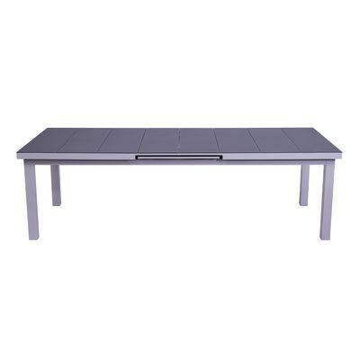 Tavolo allungabile Niagara, 256 x 100 cm bianco: prezzi e offerte online