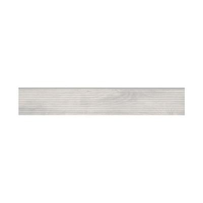 Battiscopa portico bianco 10 x 61 cm prezzi e offerte online for Leroy merlin battiscopa