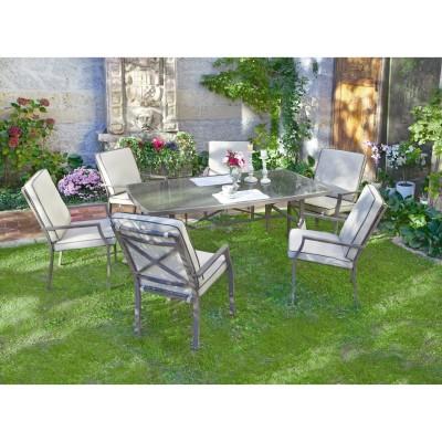 Sedia roma marrone prezzi e offerte online for Offerte arredo giardino roma