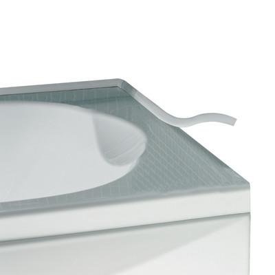 Profilo bordo vasca bianco prezzi e offerte online - Bordo vasca da bagno ...