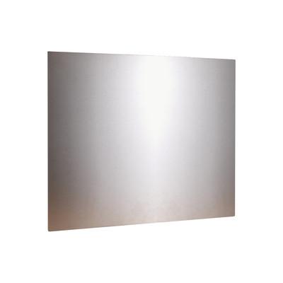 Pannello retrocucina acciaio inox l 60 x h 50 cm prezzi e for Paraspigoli leroy merlin