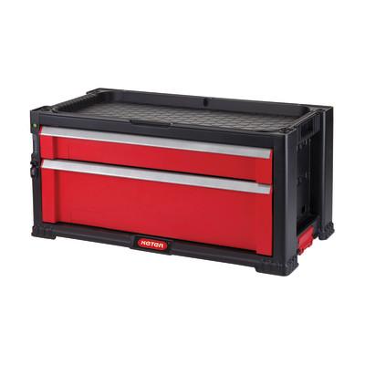 Kit cassettiere componibili 5 cassetti Keter KIT 5C: prezzi e ...