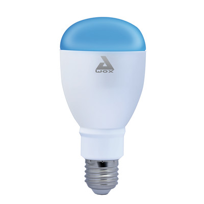 Lampadina smart led awox smartlight color e27 e27 60w for Leroy merlin lampadine led