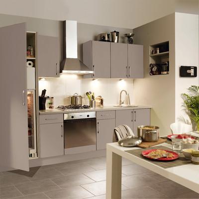 Cucine Online Prezzi. Cucina Componibile Rosso Bordeaux Legno ...