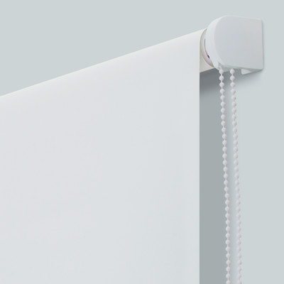 Tenda a rullo lory bianco 60 x 250 cm prezzi e offerte online for Bianco leroy merlin