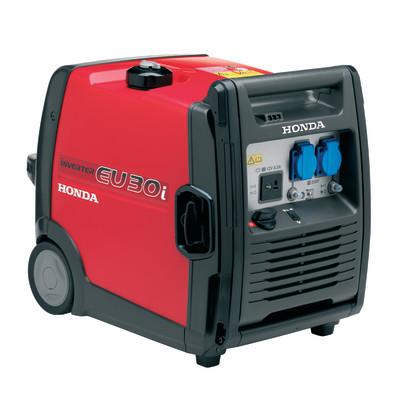 Generatore di corrente honda eu30i handy 3 kw prezzi e for Generatore leroy merlin