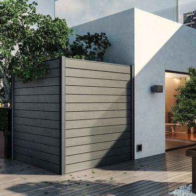 Perlina serie kyoto l 175 x h 15 cm prezzi e offerte online - Pannelli recinzione leroy merlin ...