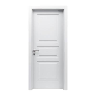 Porta da interno battente alioth bianco 70 x h 210 cm dx prezzi e offerte online - Offerte porte da interno ...