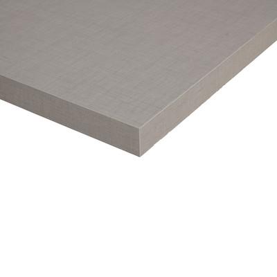 Piano cucina su misura laminato kaki grigio 6 cm prezzi e for Piani cucina laminato