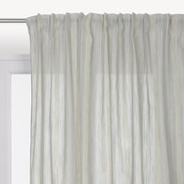 Tenda Gardenia grigio 140 x 300 cm