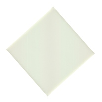 Lastra vetro sintetico opale 2000 x 1000  mm, spessore 2,5 mm