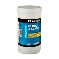Cloro 4 effetti Axton 1 kg