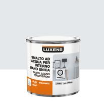 Smalto manounica Luxens all'acqua Grigio Granito 6 brillante 0.5 L
