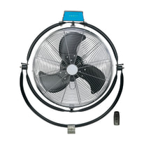 Ventilatore da parete Equation SFW1A500BOWRC cromo