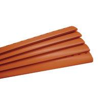 Kit di aste 123 x 25 cm marrone