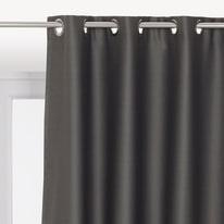 Tenda grigio 140 x 280 cm