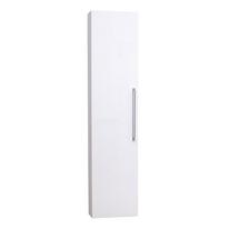 Colonna Ginevra DX bianco 1 anta L 32 x H 140 x P 16 cm